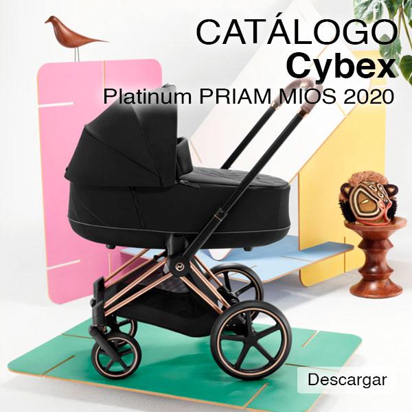 Catálogo Cybex Platinum Priam Mios 2020
