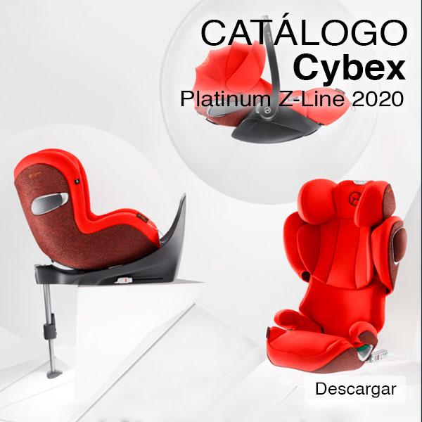 Catálogo Cybex Platinum Z-Line 2020
