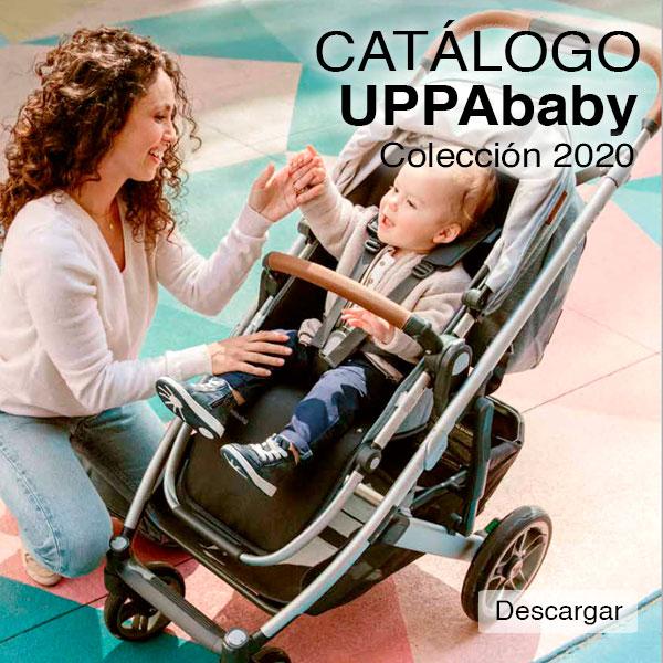 Catálogo UPPAbaby Colección 2020