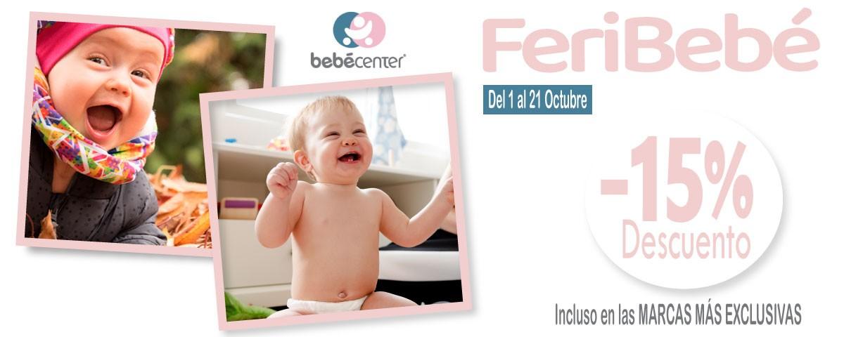 FeriBebé 2020 - La Quincena del Bebé en BebéCenter