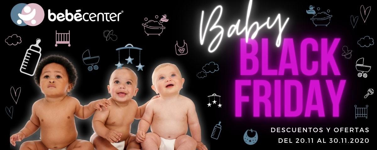 Baby BlackFriday: Descuentos y ofertas en artículos de bebé