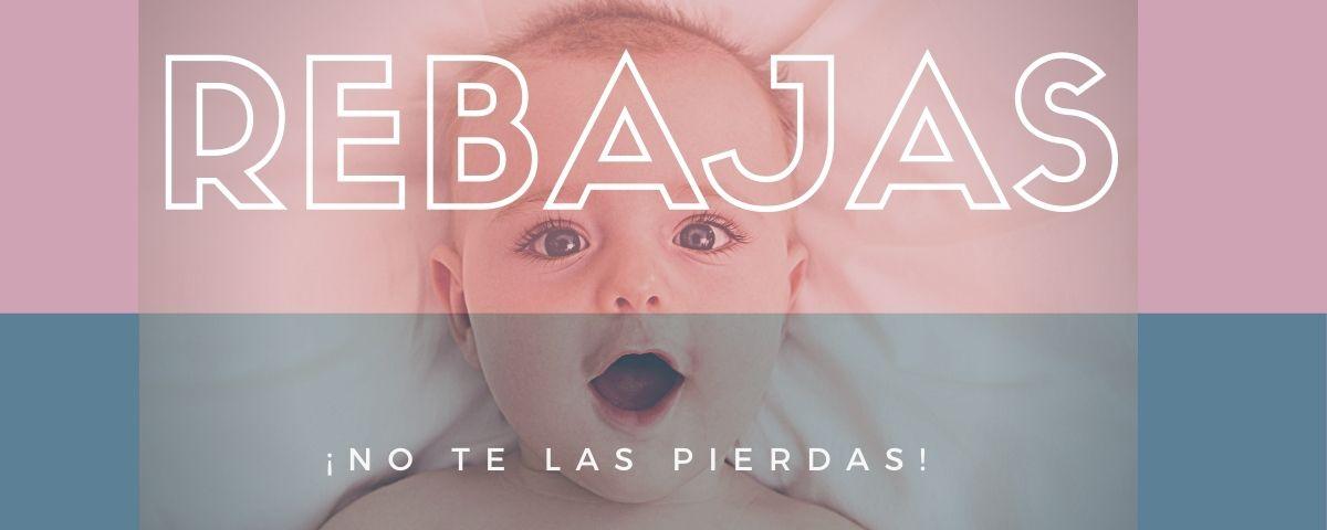 REBAJAS: Descuentos y ofertas en artículos de bebé